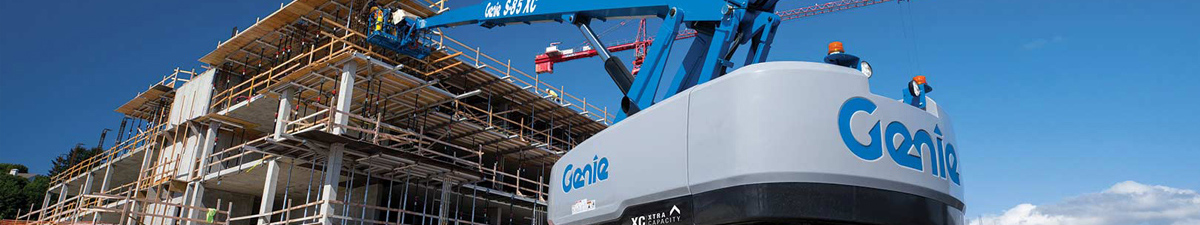 Genie Equipment