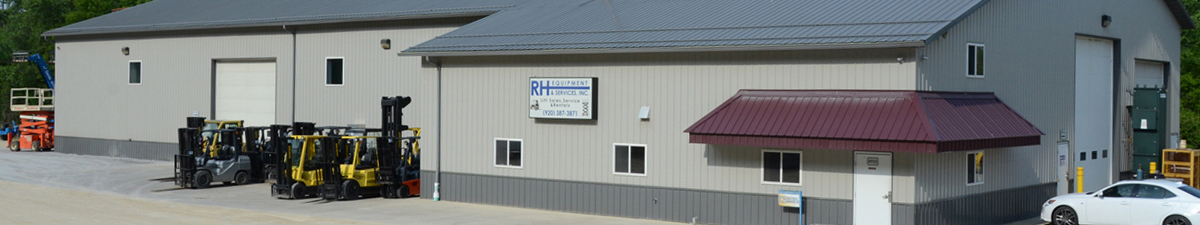 RH Equipment and Solutions Inc.